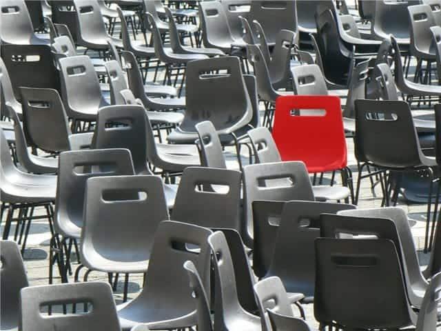 Sedie musicali - foto di pieterbeen