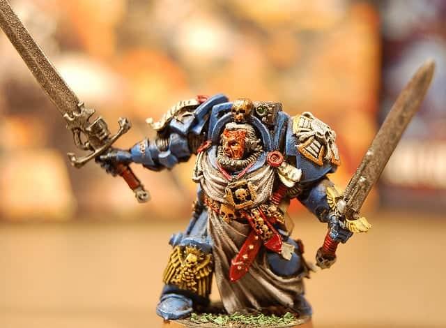 Warhammer 40.000 - foto di Mulletar