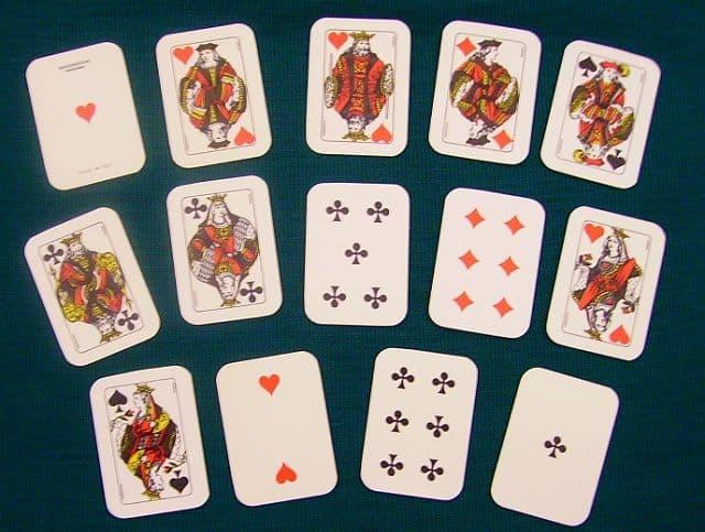 Gioco Scopa Carte Sicilianedda